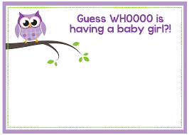 free printable owl baby shower invitations theruntime com