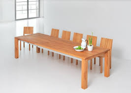 Expandable Wooden Dining Tables - Beech kitchen table