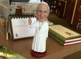 pope francis souvenirs here s where you can buy a pope francis bobblehead in dc