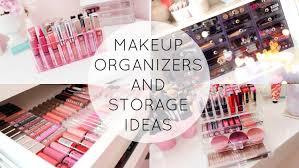 Bathroom Makeup Organizers Remarkable Vanity Makeup Organizer Ideas Ideas Best Inspiration