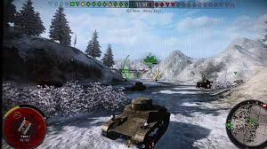 Snow Map World Of Tanks Snow Map Warfare Online Multiplayer Youtube