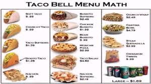 restaurant menu worksheet pdf youtube