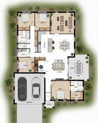 3d gallery budde design brisbane perth melbourne sydney 2d colour floor plan for a home building company innisfail qld