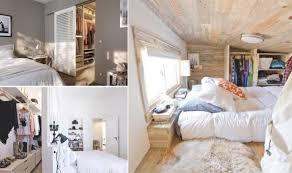 amenager chambre 10 ères astucieuses d aménager un dressing dans une chambre