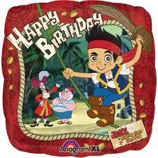 jake u0026 neverland pirates balloons