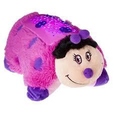 light up ladybug pillow pet pillow pets dream lites lady bug target