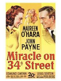 miracle on 34th street posters at allposters com