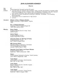 sample resume for marriage sample ministry resume brian johnston ministry resume