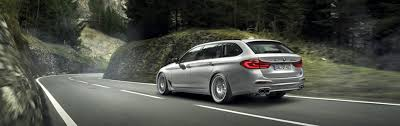 bmw b5 highlights alpina automobiles