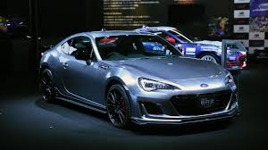 subaru brz body kit subaru prepares sti packages for 2017 tokyo auto salon