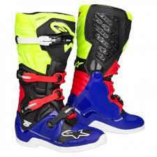 motocross boots alpinestars alpinestars tech 5 motocross boots bikers shop pl
