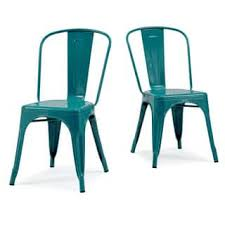 Galvanized Bistro Chair Galvanized Steel Chairs Chair Dining Outdoor Mamak