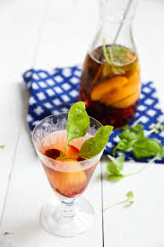 2 sangrias to up your summer party game camille styles