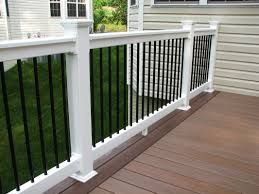 the right material for your porch vinyl deck railing gazebo