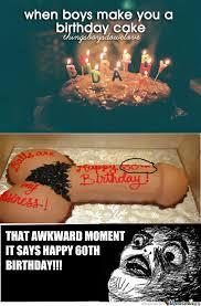 Meme Birthday Cake - rmx when boys birthday cake by jasonp87 meme center