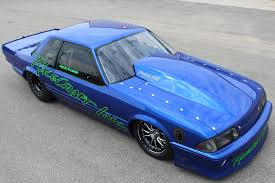 badass mustang fiscus klugger racing s radial mustang is complete and it s badass