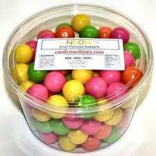 where can i buy gumballs buy neon color tub of gumballs vending machine supplies for sale
