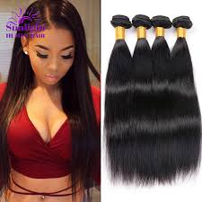 malaysian straight hair 4 bundle deals unprocessed malaysian