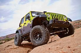 jeep jk suspension press release 131 2012 jeep jk 6 5 u201d long arm suspension lift kits