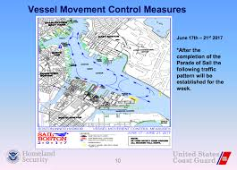 Boston Harborwalk Map by Sail Boston 2017 Bsc Restrictions Announcements