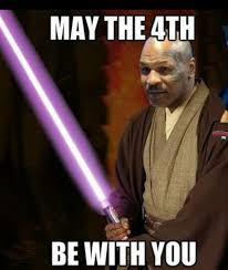 Star Wars Day Meme - let me be the first to wish a happy star wars day to you rebrn com