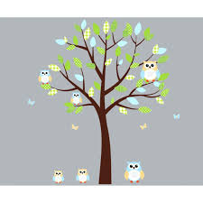 wall ideas tree wall mural vinyl tree wall decals for nursery