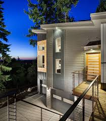 modern home in eugene oregon by jordan iverson signature homes