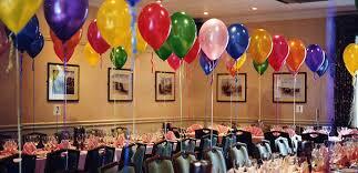 birthday helium balloons 70th birthday party ideas helium balloon