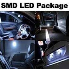 cadillac srx packages smd led car interior lights package for cadillac srx