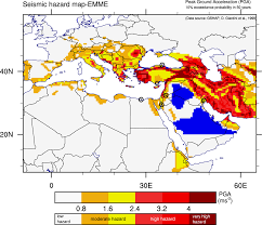 middle east earthquake zone map energies free text atmospheric dispersion of