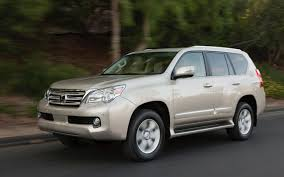 mercedes ml350 vs lexus gx 460 2013 body on frame suvs truck trend