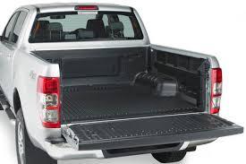 ford ranger bed ford ranger t6 load bed liner rail
