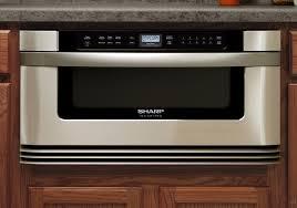 Kitchen Appliance Cabinet Storage Home Accessories Modern Microwave Drawer With Kitchen Cabinet