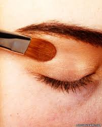 eye makeup for wedding makeup for wedding day step by step martha stewart