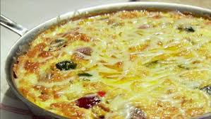 ina garten mac and cheese roasted vegetable frittata recipe ina garten food network