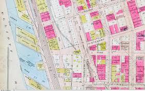 Map Of Seattle Center by Seattle Now U0026 Then Fire Below The Market Dorpatsherrardlomont