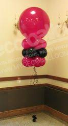 pink black white party decoration ideas polka dot party party