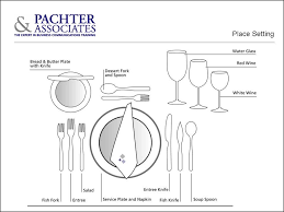 place settings barbara pachter s pachter s pointers place settings the