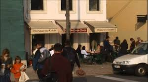 Capital City Awning People City Lisbon Portugal Sd Stock Video 170 944 755