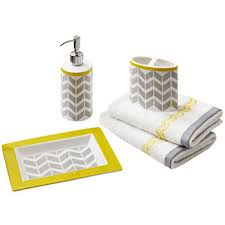 bath accessory sets bathroom accessories for bed u0026 bath jcpenney