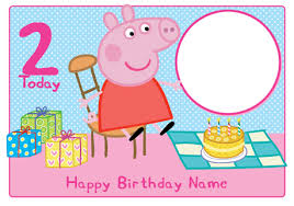 peppa pig birthday peppa pig birthday cake photo funky pigeon