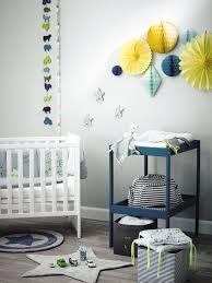 chambre garcon bleu et gris chambre bébé jaune et gris meuble entiere complete garcon arbre