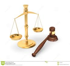 scales of justice stock illustration image of authority 11810207