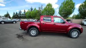 red nissan frontier lifted 2017 nissan frontier sv cayenne red hn739038 kent tacoma