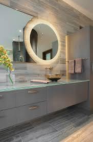 Backlit Mirrors Bathroom Backlit Bathroom Mirror Bathroom Contemporary With Backlit Mirror