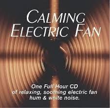 amazon white noise fan pure white noise calming electric fan fan sound cd amazon com