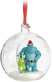 monsters mike and sulley ornament monsters