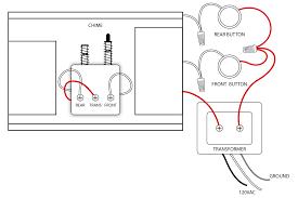 doorbell wiring diagram diagrams diy house help how install