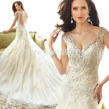 www weddingwire registry beaded racerback wedding dress weddingwire registry rhymingspeeches