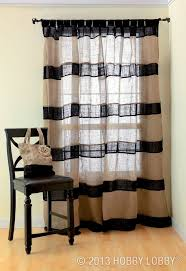 Curtains Ideas Best 25 Burlap Curtains Ideas On Pinterest Burlap Window
